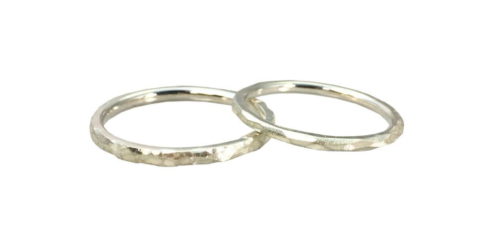 極細槌目指輪--かたい-絆-‐