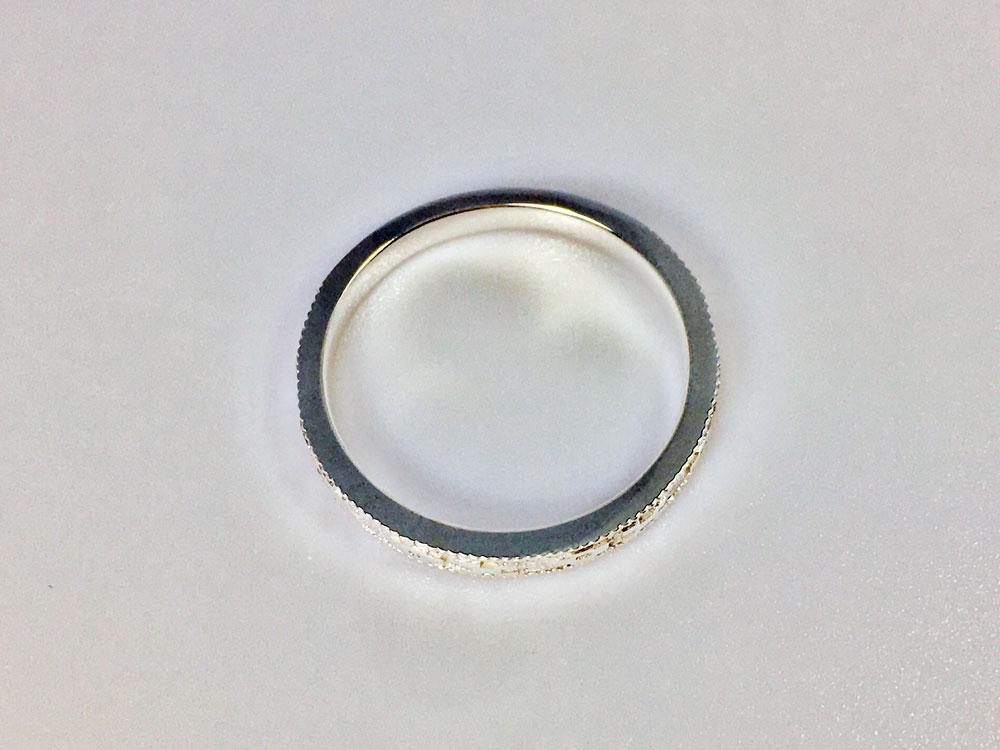 ミンサー指輪-藍-6
