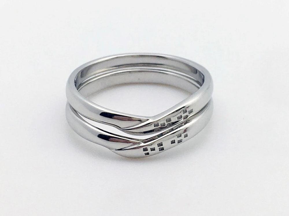ミンサー指輪-重なり13