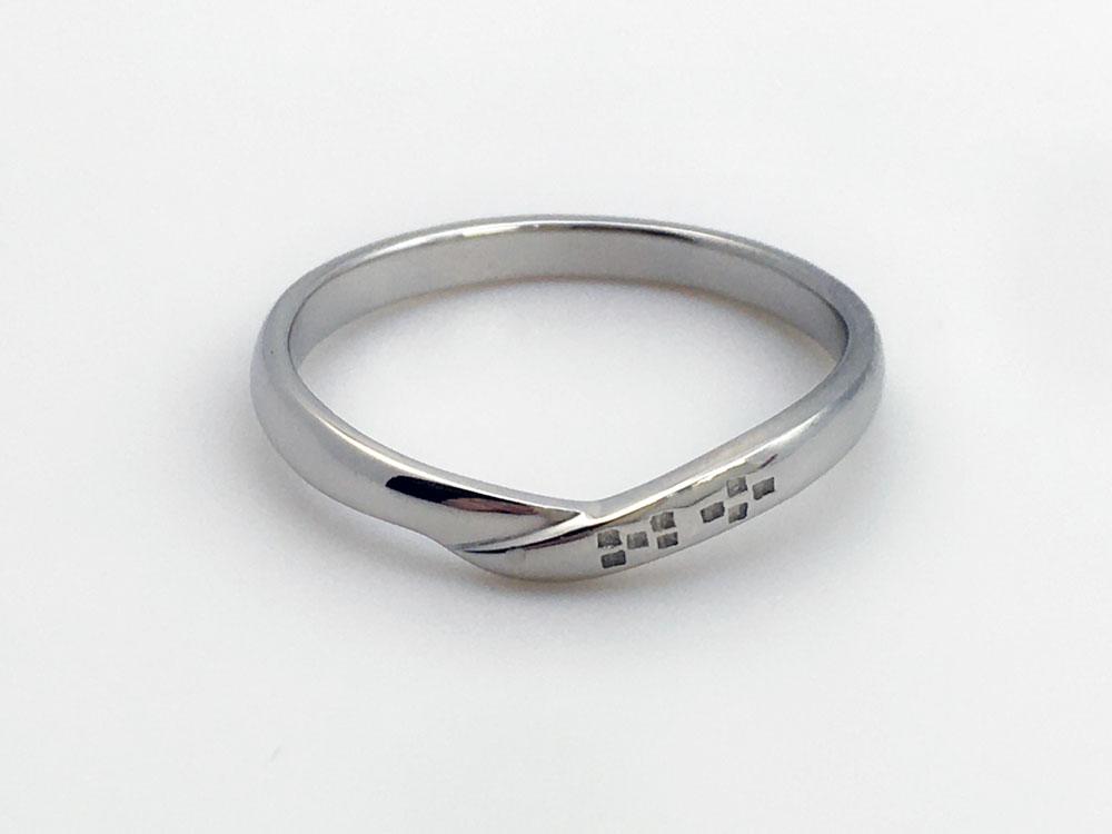 ミンサー指輪-重なり2