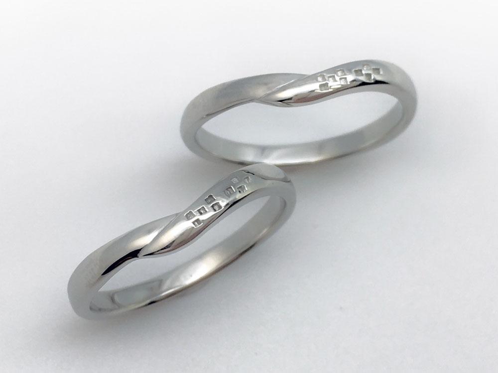ミンサー指輪-重なり4