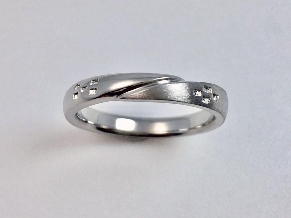 ミンサー指輪majun10
