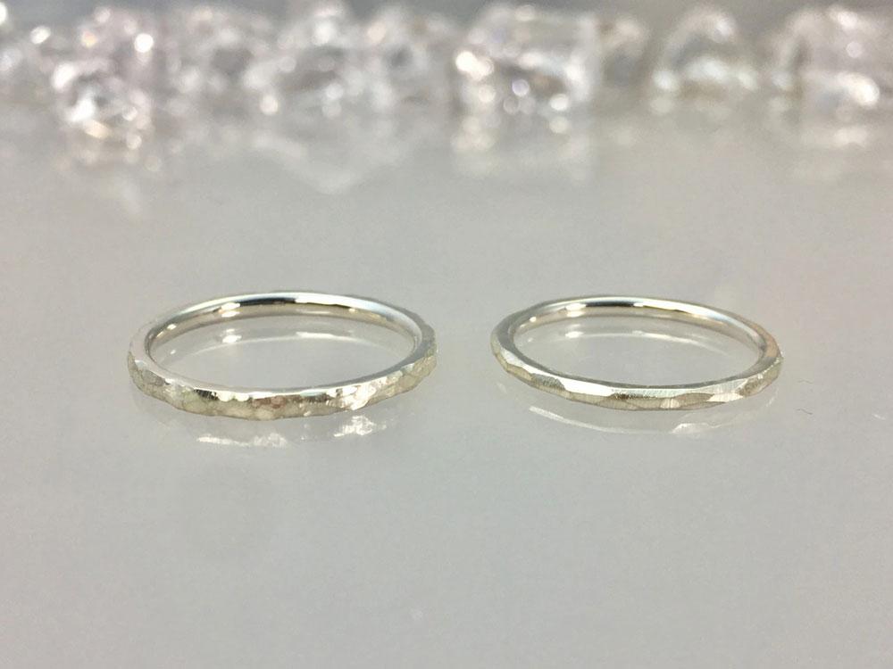 極細槌目指輪--かたい-絆-2