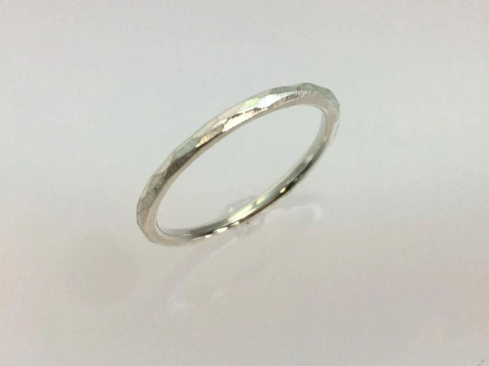 極細槌目指輪--かたい-絆-3