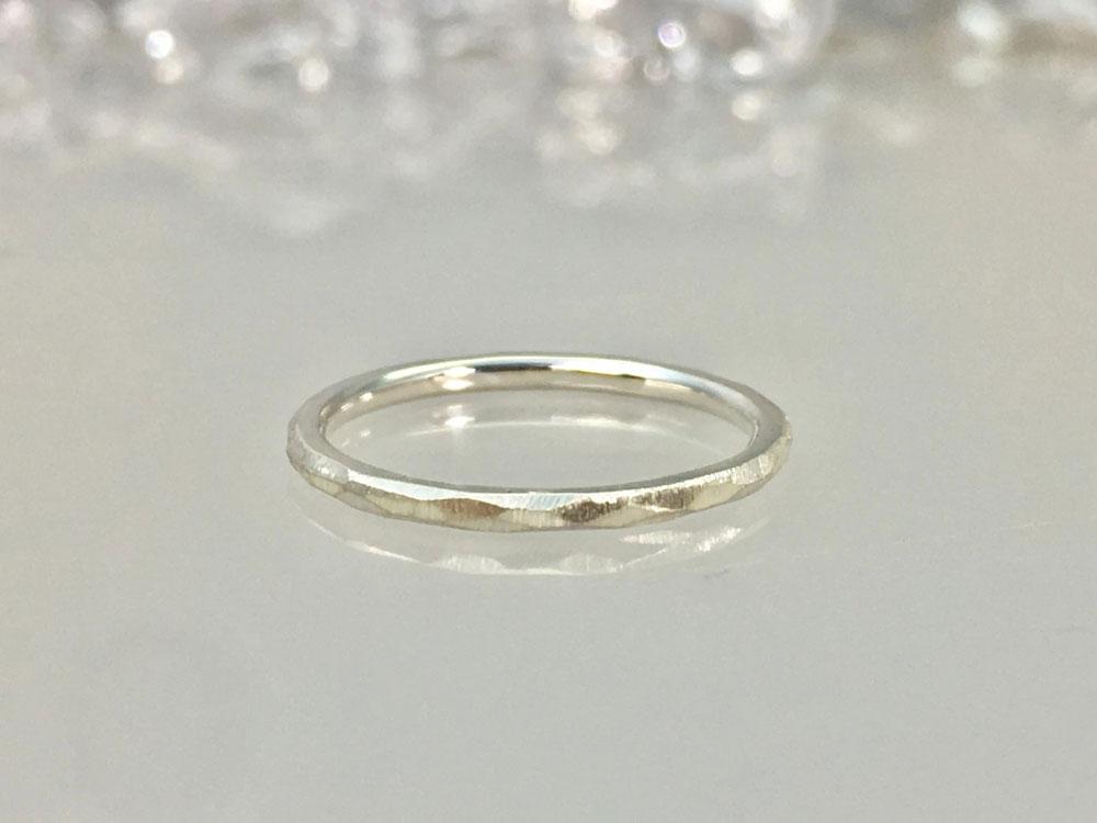 極細槌目指輪--かたい-絆-4