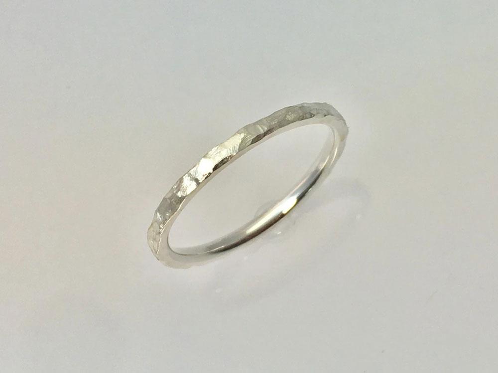 極細槌目指輪--かたい-絆-5