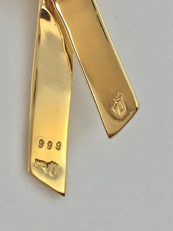 純金サングァーペンダント