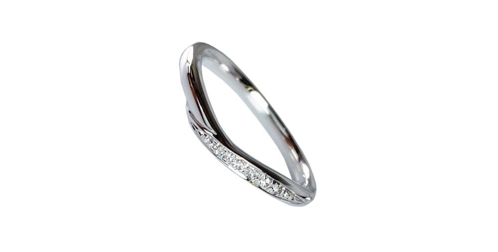 結婚指輪(1M0BR-9)女性用
