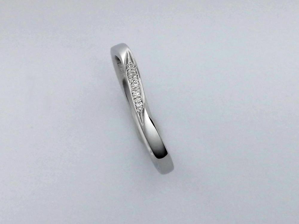 結婚指輪女性用