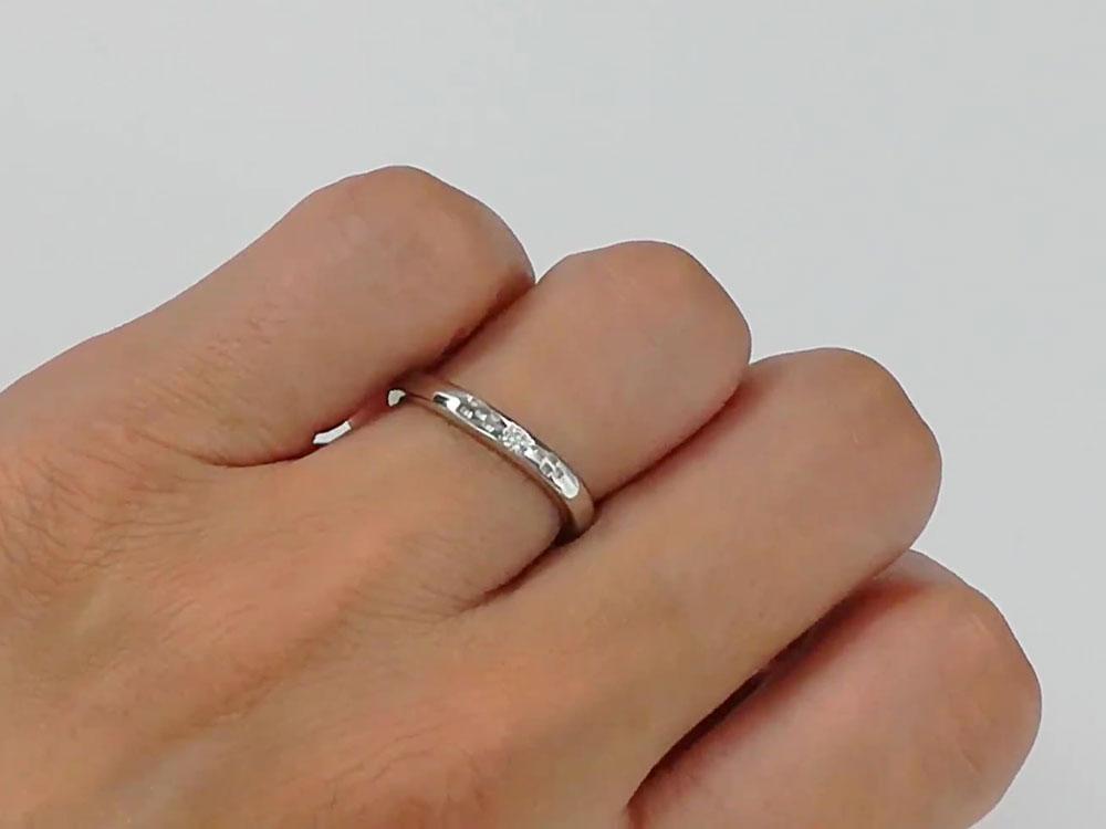 女性用指輪