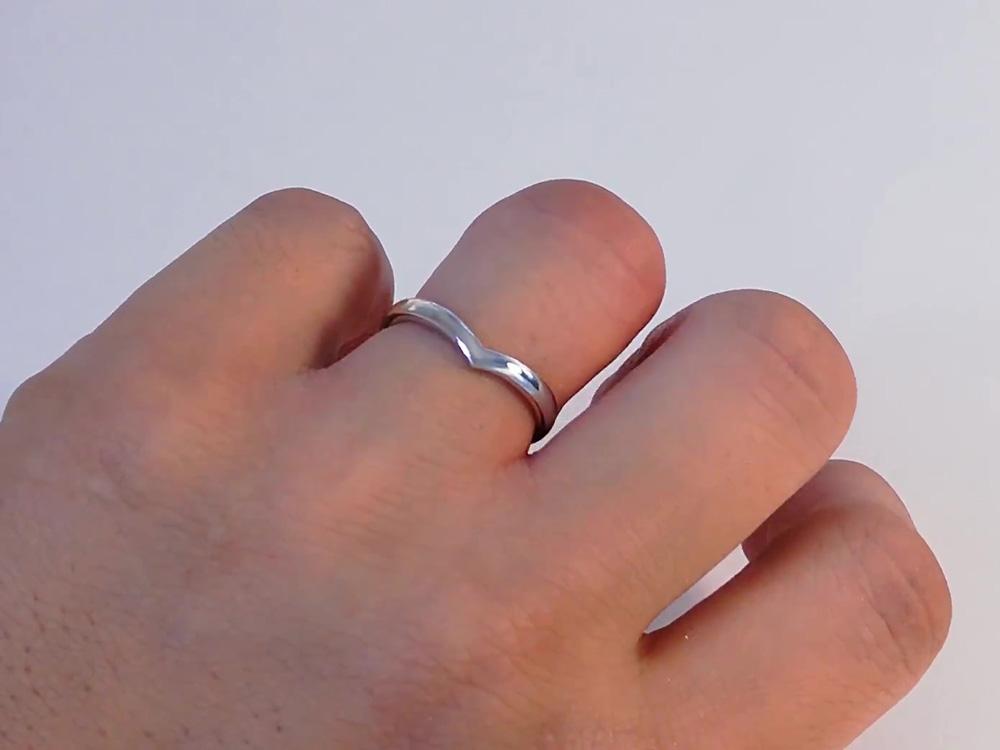 結婚指輪男性