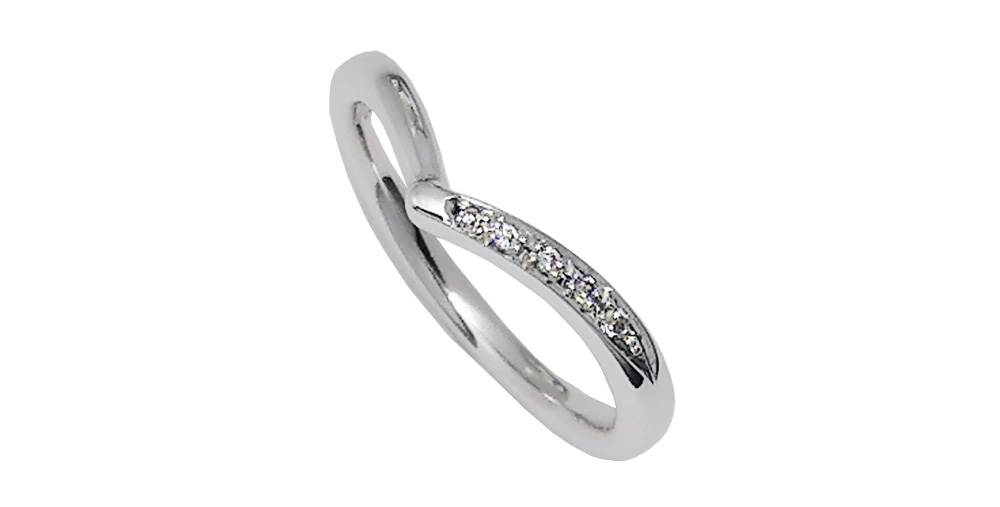 結婚指輪(1M0BR-11)女性用