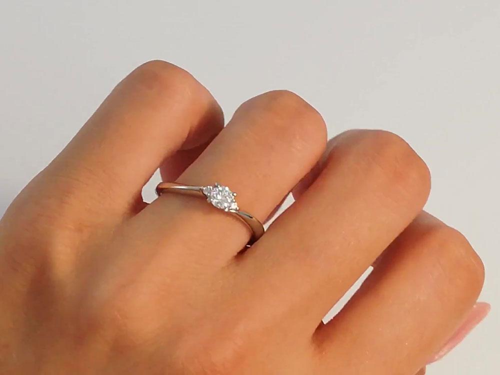 オリエント婚約指輪10