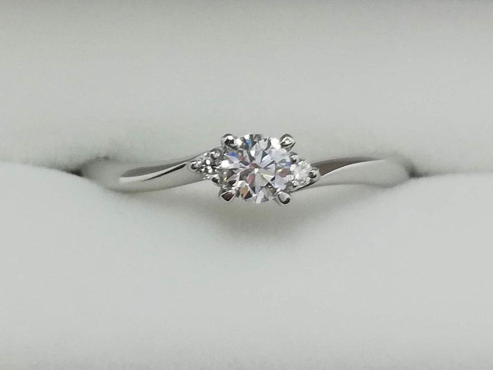 オリエント婚約指輪2