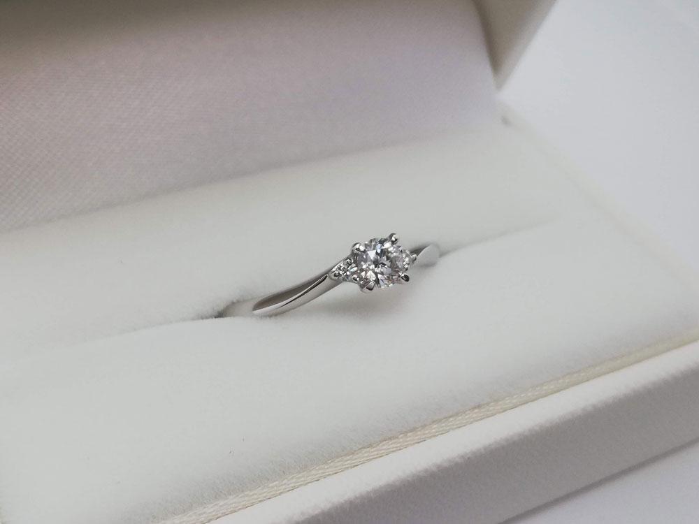 オリエント婚約指輪3